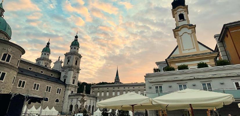 Путешествие в Зальцбург или как попасть в сказку