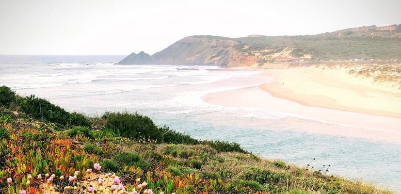 West coast of the Algarve