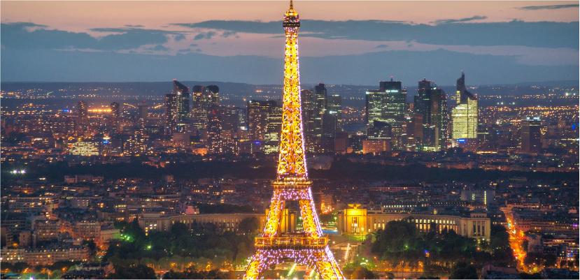 Top places to visit in Paris