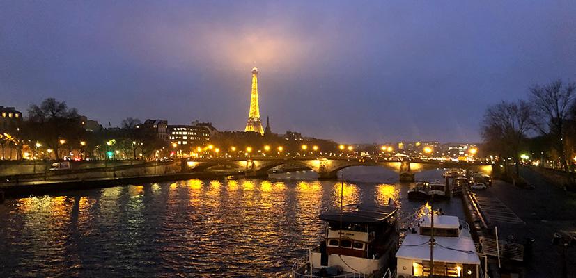 Рестораны в Париже