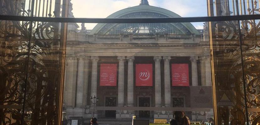 Выставка: Романтичный Париж. Гранд Пале