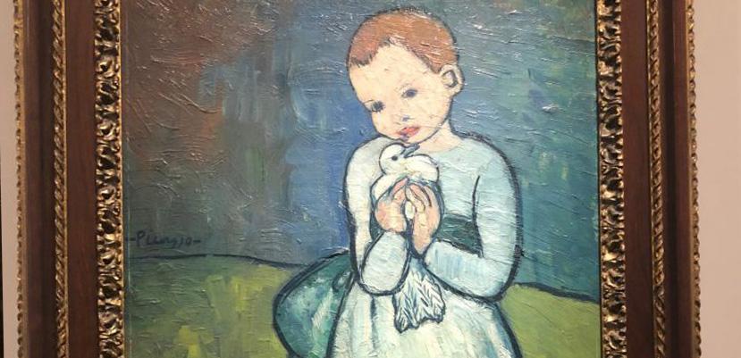 Выставка Пикассо, музей Орсэ