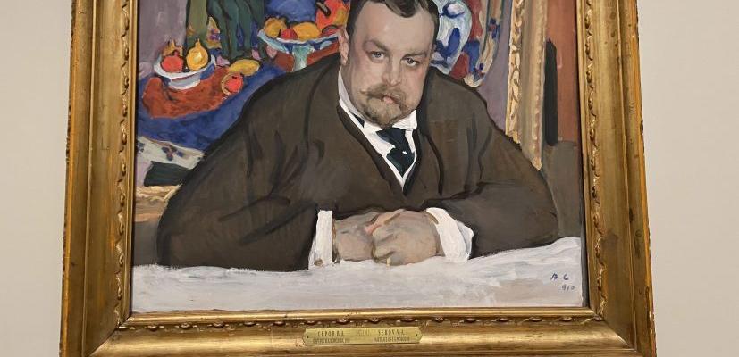 Коллекция братьев Морозовых в Fondation Louis Vuitton в Париже до 22 февраля 2022 года